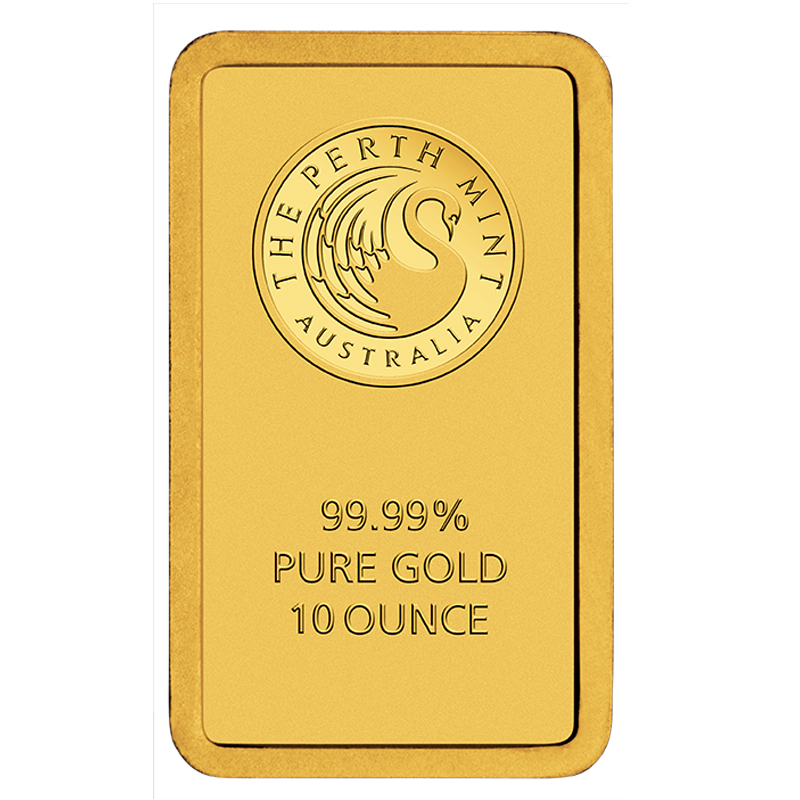 10 oz. Gold Bars
