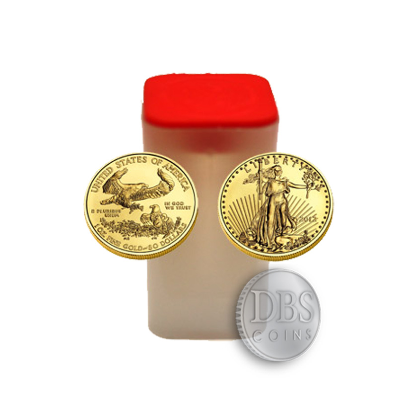 Buy 2016 American Gold Eagle 1 Oz Coins Mint Tube Of 20