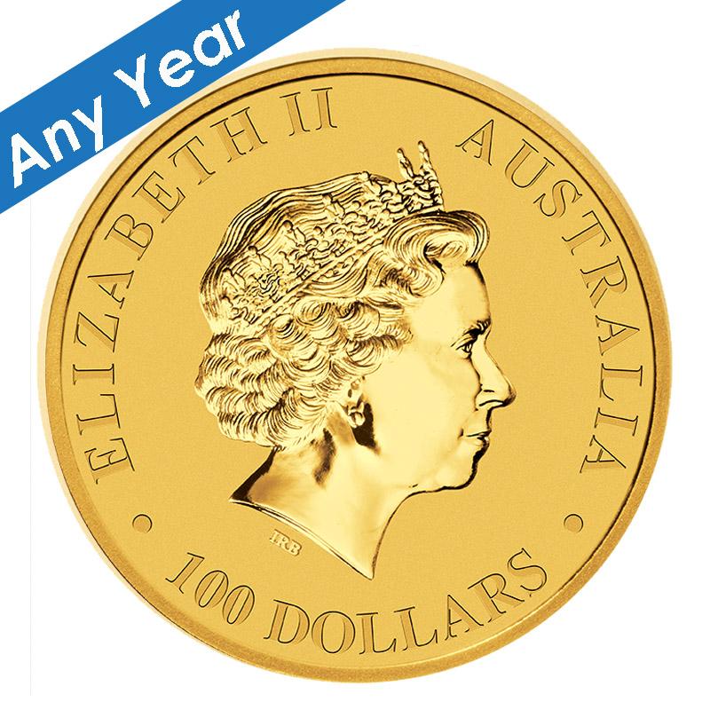 Buy Gold 1 Oz Australian Gold Kangaroo Dbs Coins