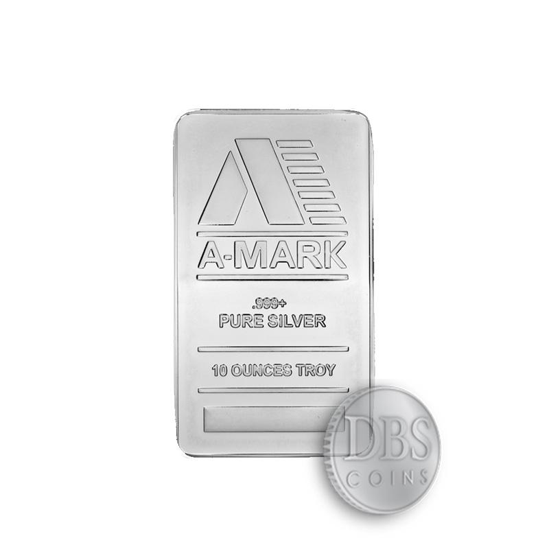 10 Oz Royal Canadian Mint Silver Bar 999 Fine 2016 October