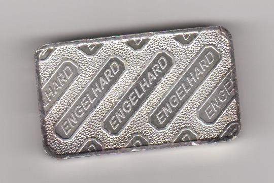 Buy Engelhard 10 Oz Silver Bars Dbs Coins