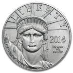 2014 Platinum American Eagle