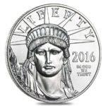 2016 Platinum American Eagle 1 oz