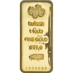Buy 1 Kilo Gold Bullion 9999 Fine Bars Brand New Dbs Coins