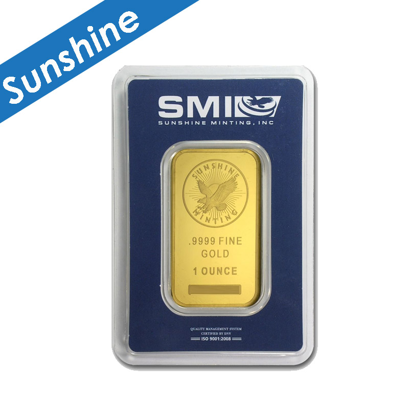 Buy 1 Oz Sunshine Gold Bars From Dbs Coins Online