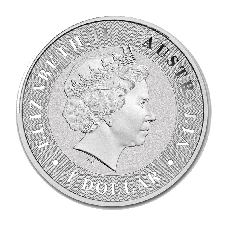 Buy 2018 Perth Mint Silver Kangaroo 1 Oz Coins In Mint Tubes