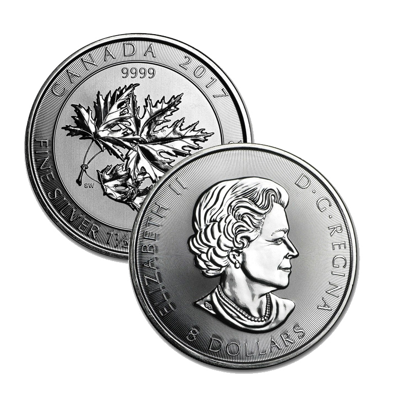 Buy 2017 Silver Canadian Maple Leaf 10 Oz Coins Dbs Coins