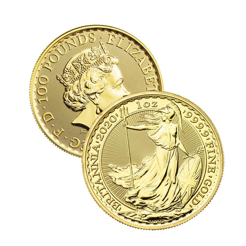 2020 Gold Britannia Coins Online